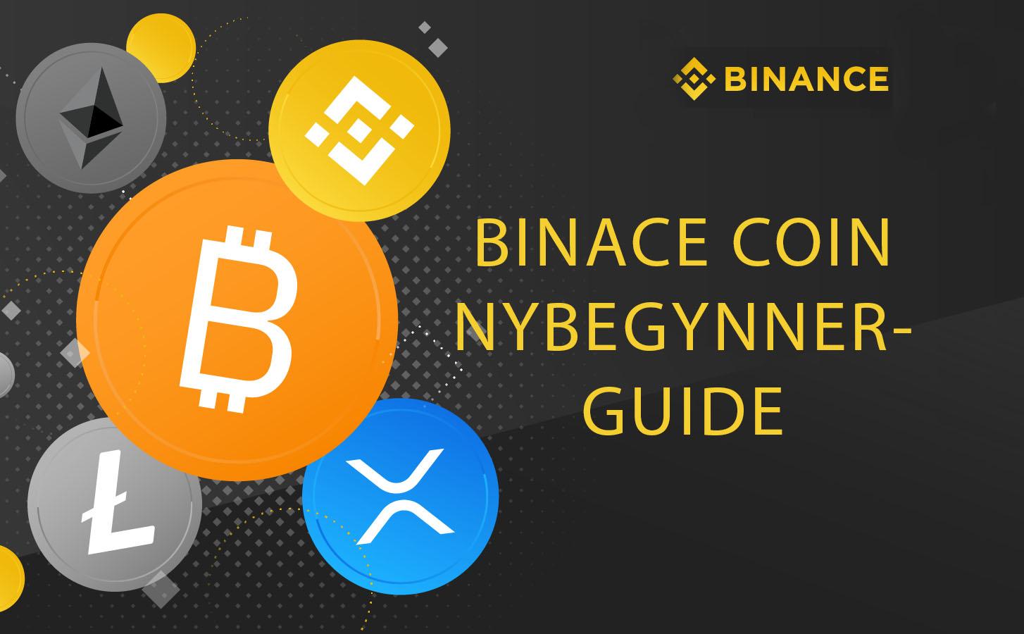 binance coin nybegynnerguide