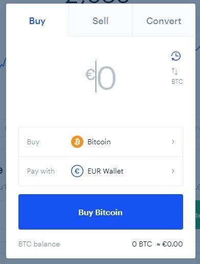 kjøp bitcoin