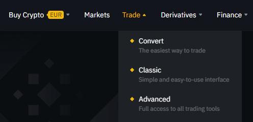 Binance anmeldelse - trade crypto
