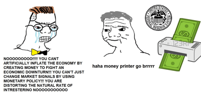 money printer go brrr
